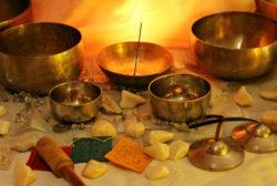 La magie des Bols Tibétains et du voyage sonore