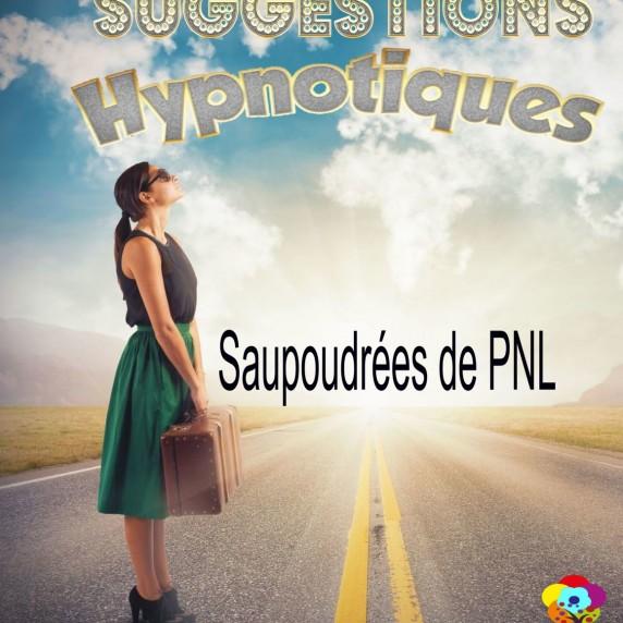 Recueil de Suggestions Hypnotiques Saupoudrées de PNL VOL 1 et 2