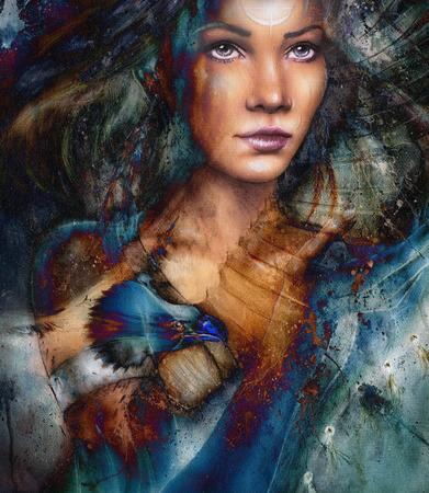woman-chaman